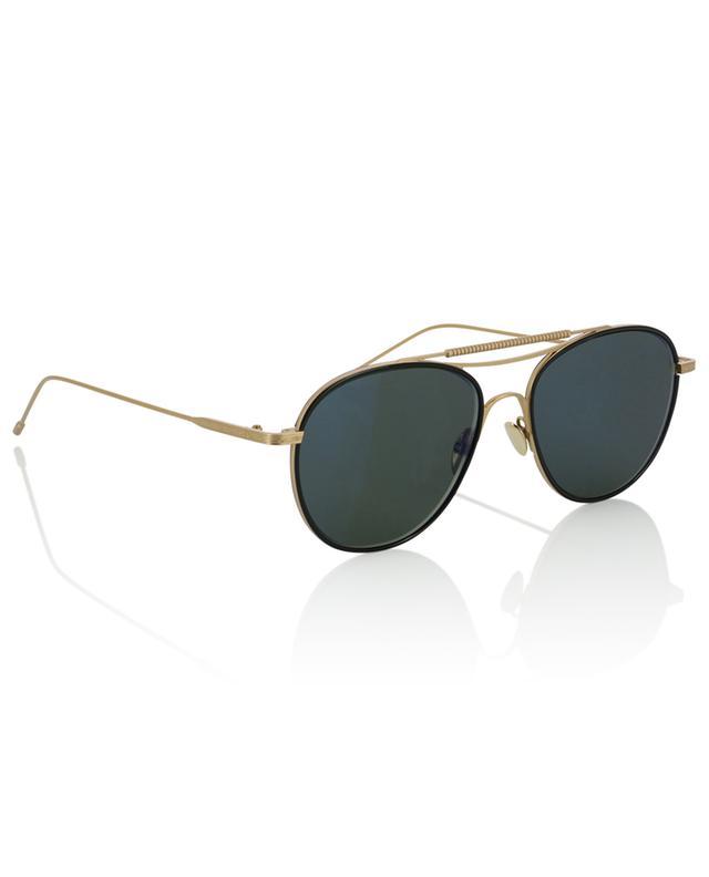 Monza Sun enamelled aviator sun glasses EDWARDSON