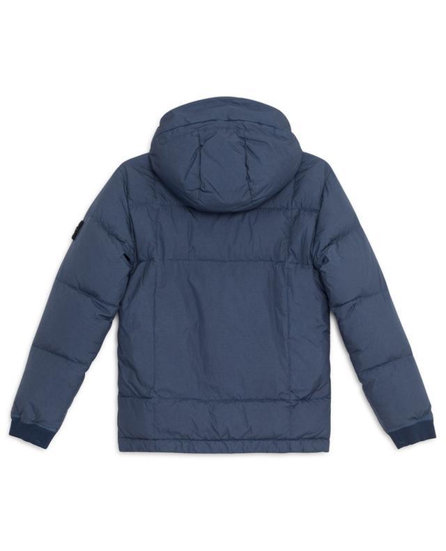 Padded hodded jacket STONE ISLAND