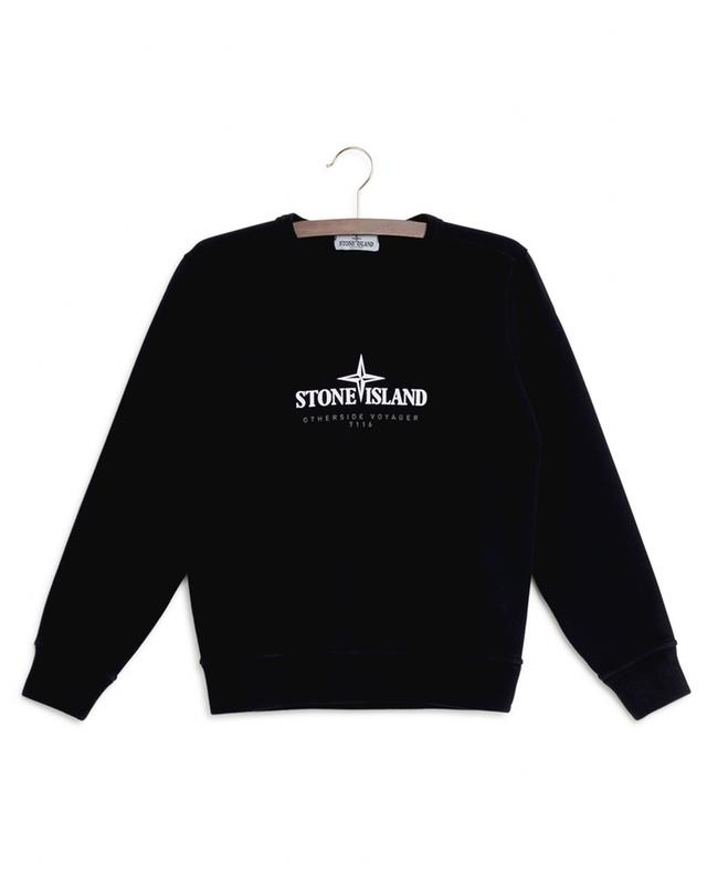 Sweat-shirt logo Stone Island STONE ISLAND