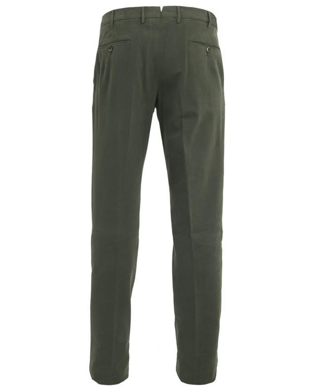 Pantalon chino en coton et cachemire Graven Fit PT01