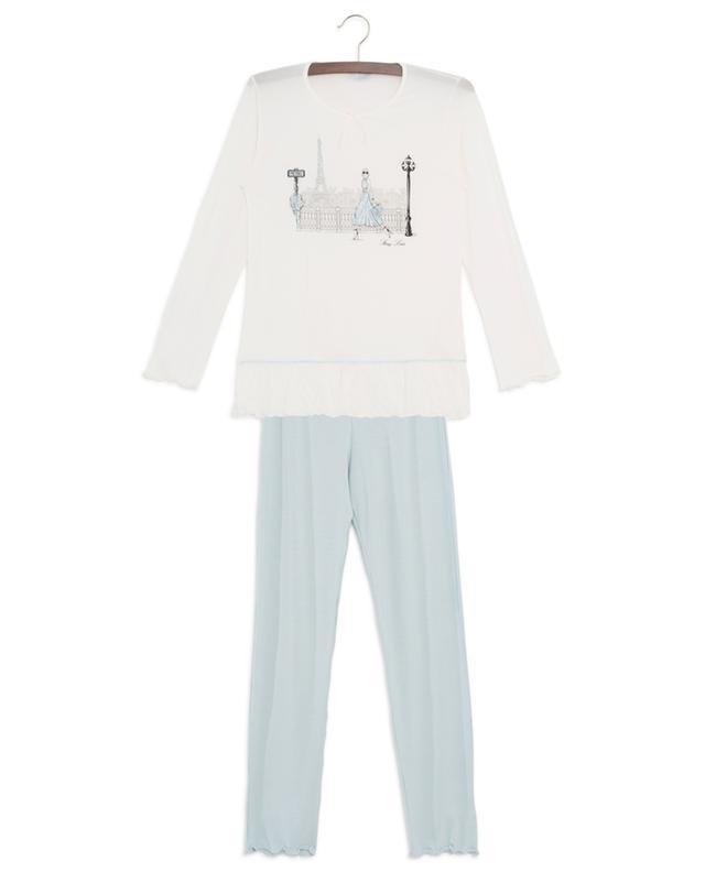Fashion Night crystal clad pyjamas STORY LORIS