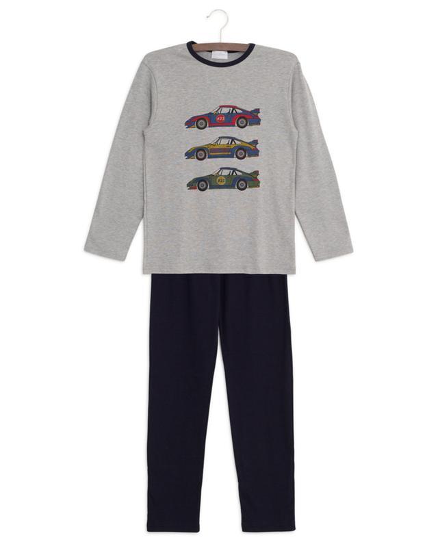 Cars print cotton pyjamas STORY LORIS