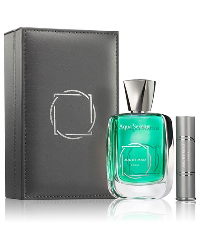 Coffret de parfum Aqua Sextius JUL & MAD PARIS