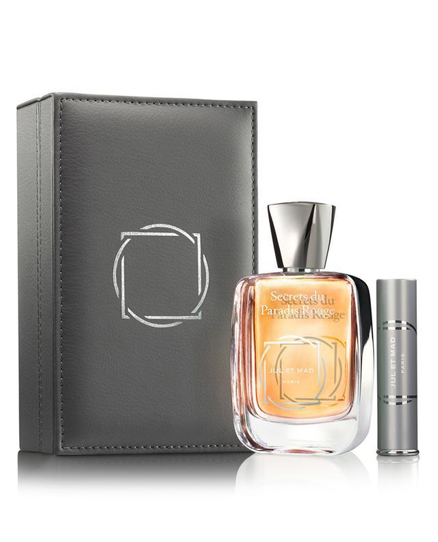 Secret du Paradis Rouge perfume set JUL ET MAD PARIS
