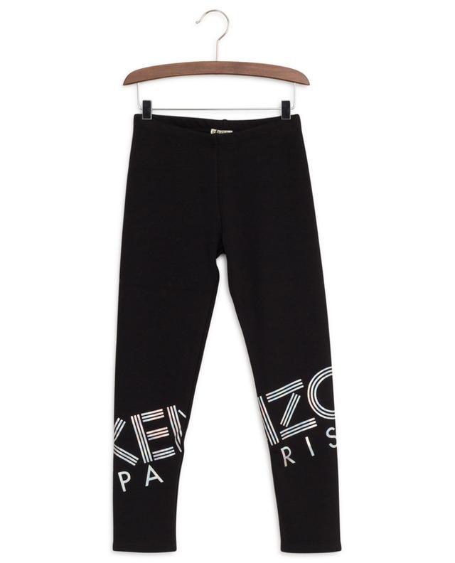 Logo cotton blend leggings KENZO