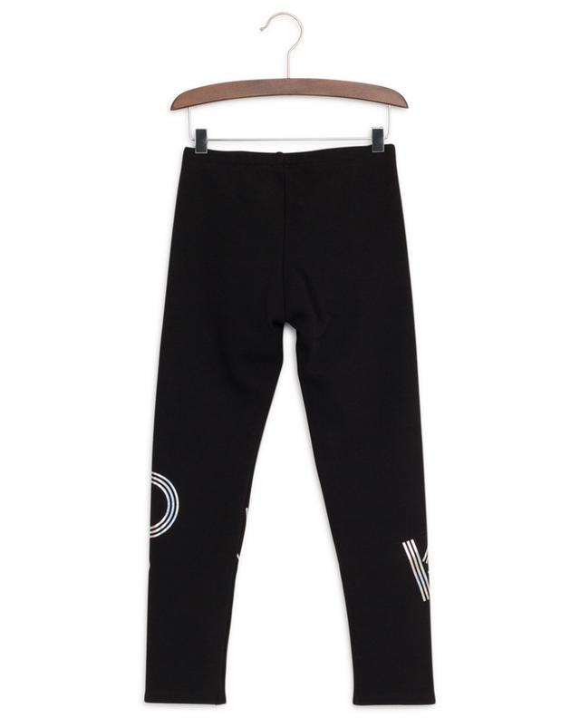 Logo cotton blend leggings KENZO