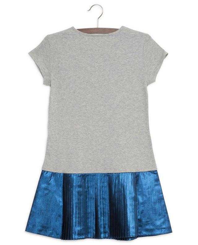 Girly cotton blend 2-in-1 sweatshirt dress KENZO