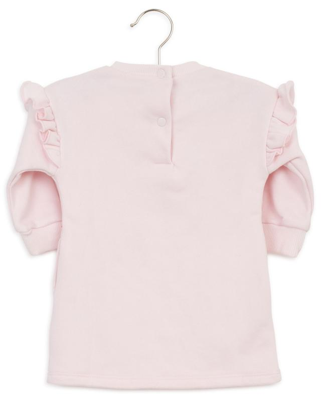 Crazy Jungle embroidered baby sweat dress KENZO