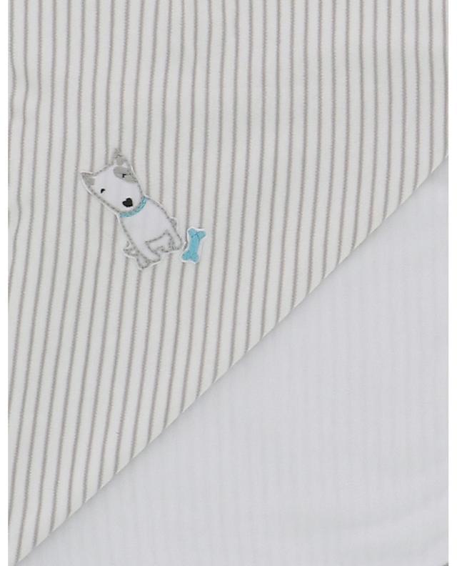 Couverture en coton chiot MAGNOLIA BABY