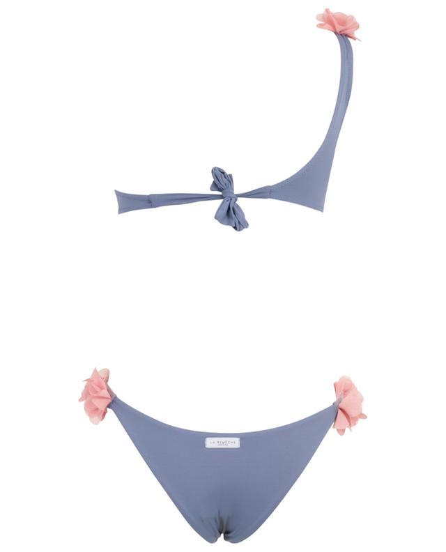 Bikini à fleurs Rasha One Shoulder LA REVECHE