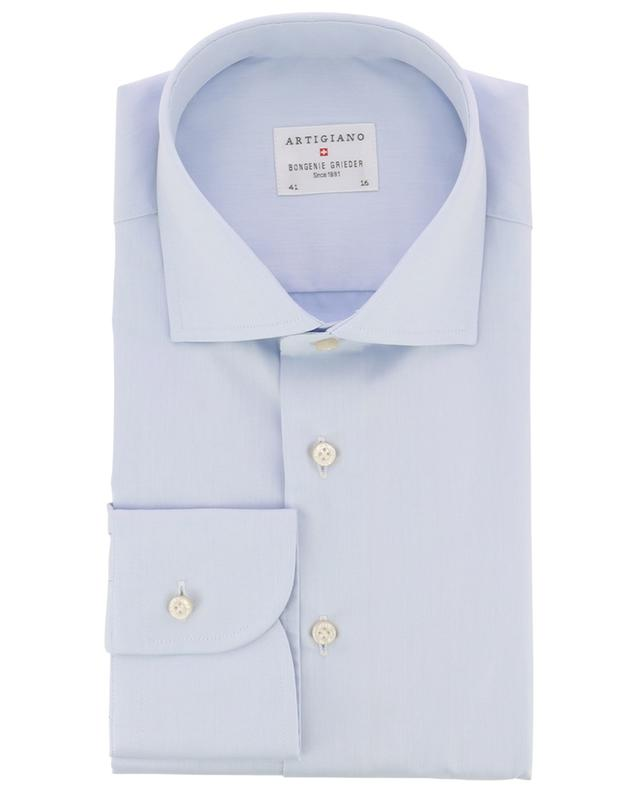 Rodi lightweight cotton twill shirt ARTIGIANO