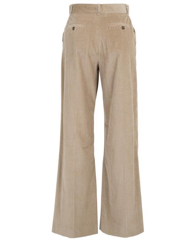 Saio wide-led corduroy trousers WEEKEND MAXMARA