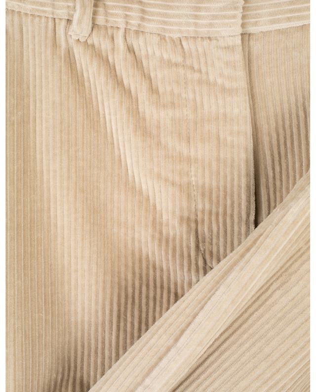 Pantalon large en velours côtelé Saio WEEKEND MAXMARA
