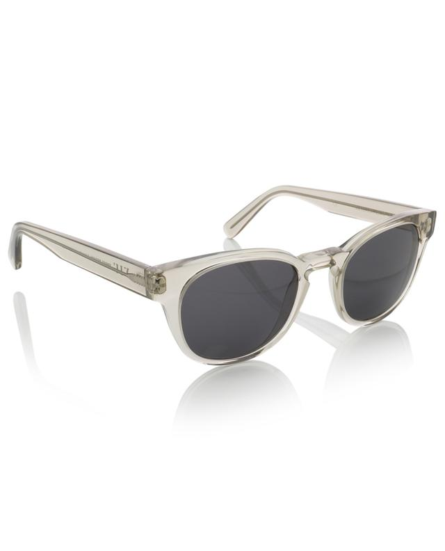 The Player clear acetate sunglasses VIU