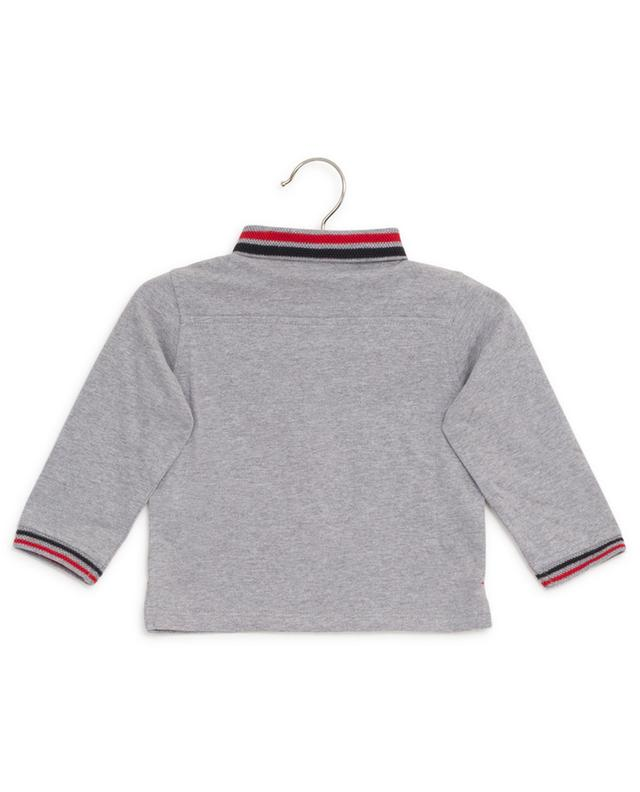 Premières Neiges long-sleeved polo shirt TARTINE ET CHOCOLAT