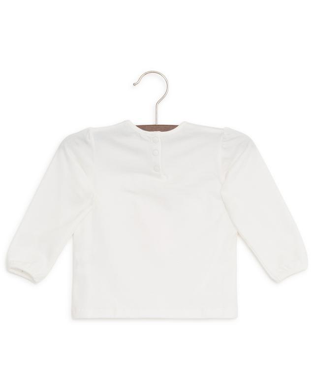 T-shirt manches longues en coton imprimé étoiles Jardin Merveilleux TARTINE ET CHOCOLAT