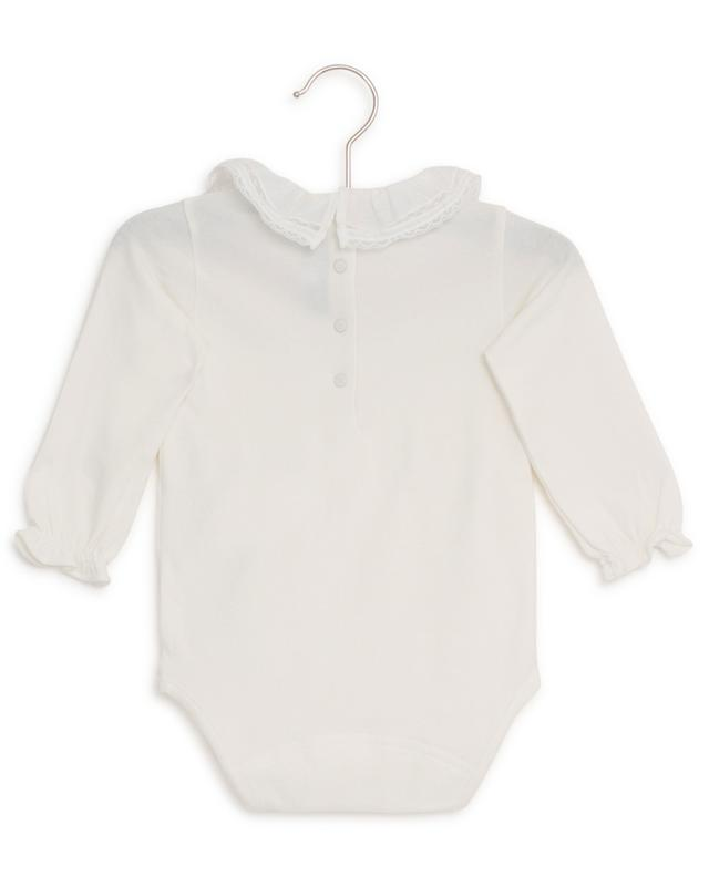 Grand Maman cotton blend bodysuit TARTINE ET CHOCOLAT