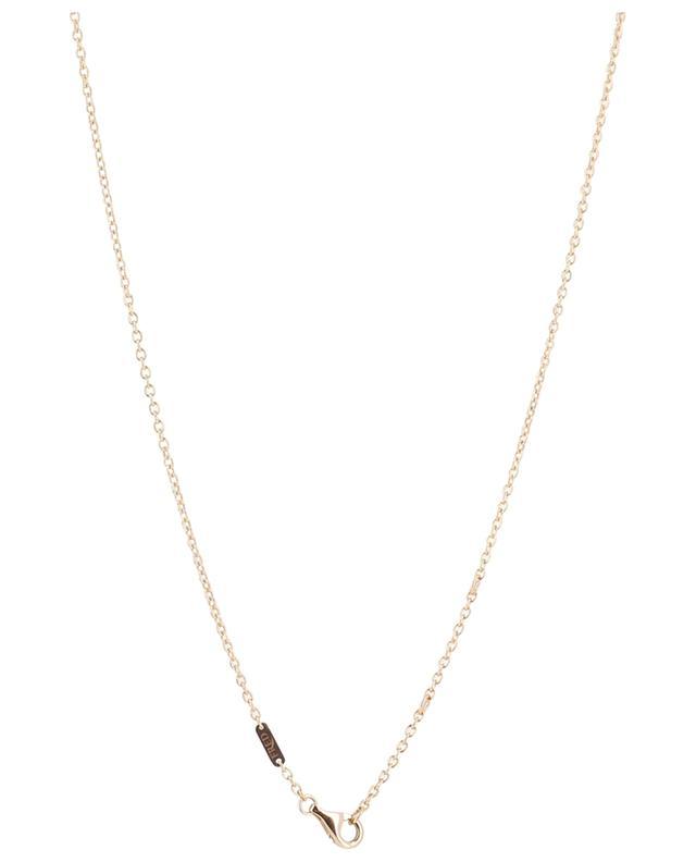 Halskette aus Roségold und Diamanten 8°0 Medium FRED PARIS