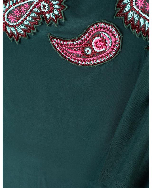 Aloe long-sleeved top with beads WEEKEND MAXMARA