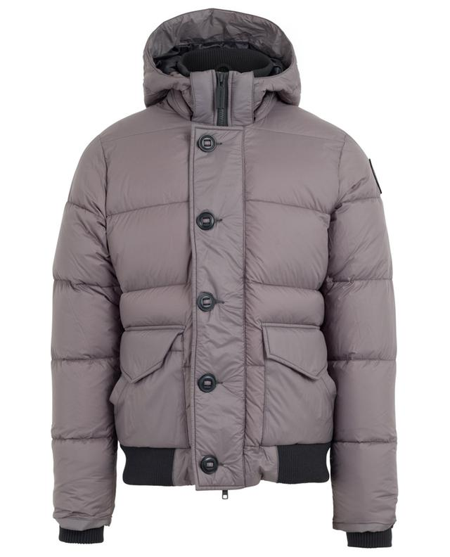 Ventoux hooded down jacket CANADA GOOSE