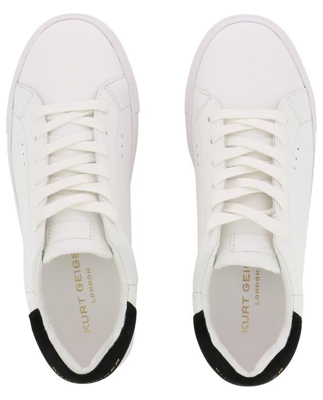Laney leather platform sneakers KURT GEIGER LONDON
