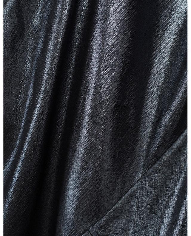 Robe asymétrique en lamé BARBARA BUI