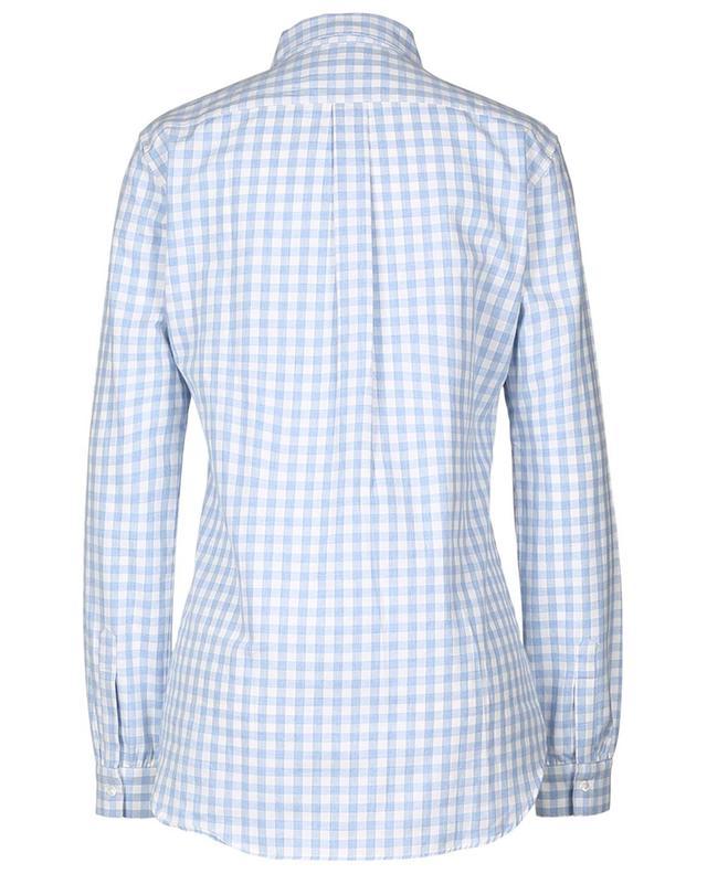 Chemise à carreaux en coton Dawn ARTIGIANO