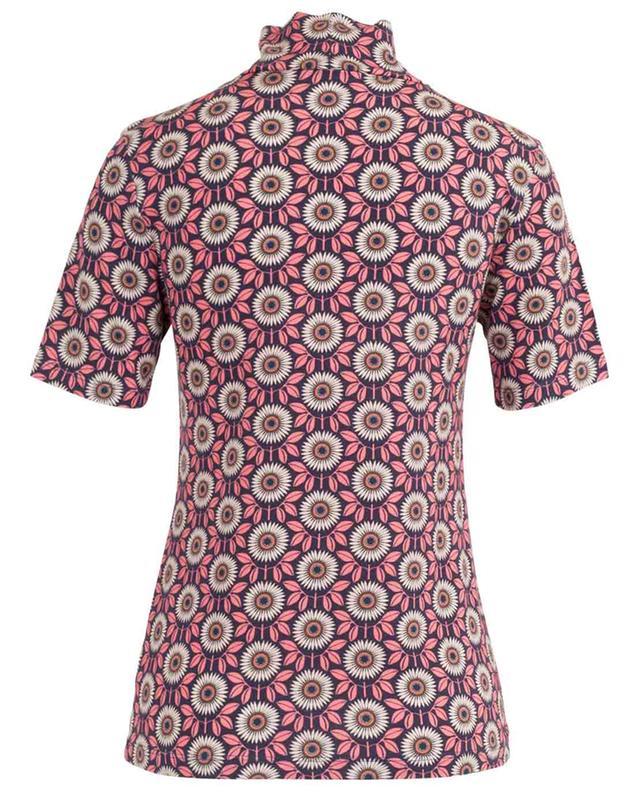 Printed short-sleeved top FRATELLI M