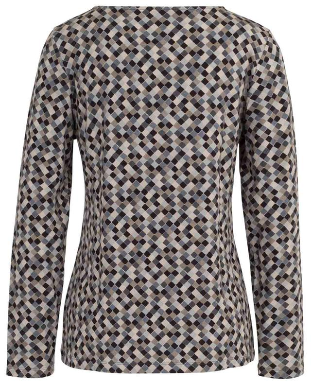 Stretch long-sleeved top FRATELLI M