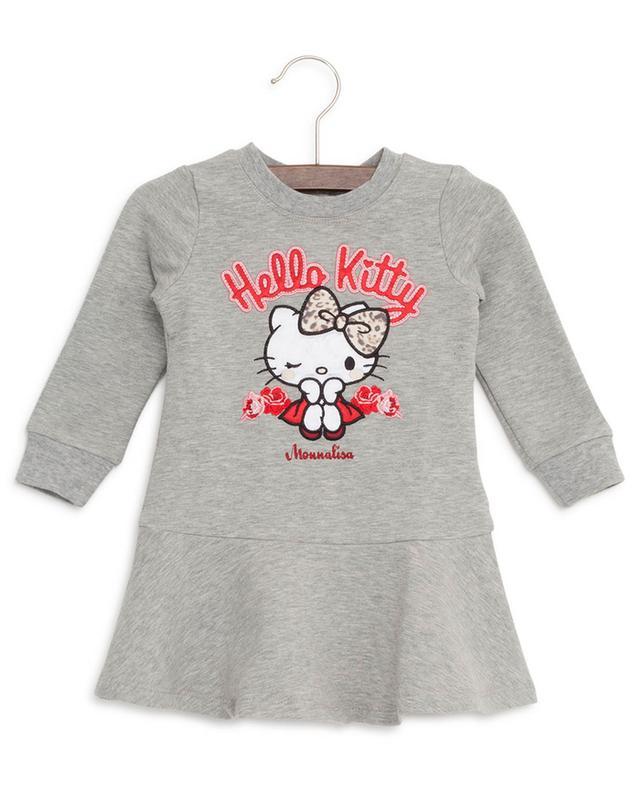 Hello Kitty cotton dress MONNALISA