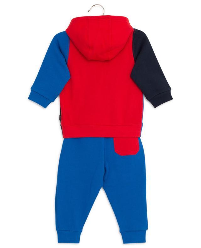 Ensemble de jogging avec veste à capuche imprimé logo LITTLE MARC JACOBS