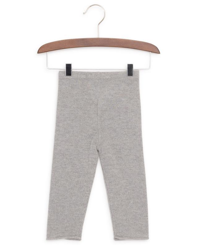 Virgin wool legging trousers IL GUFO