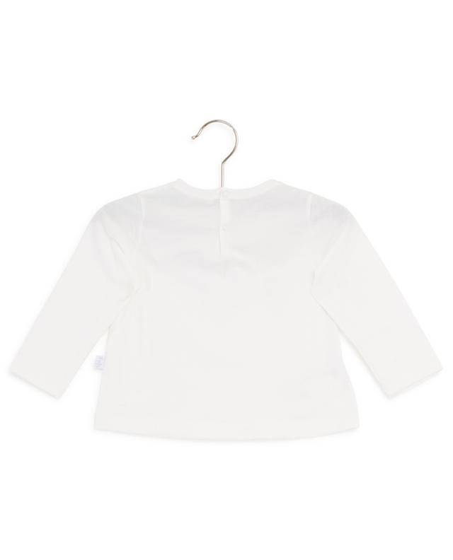 Dancer embellished long-sleeved T-shirt IL GUFO