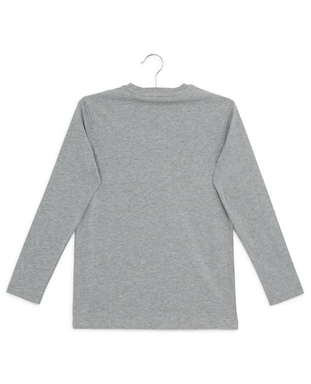 Cotton long-sleeved T-shirt IL GUFO