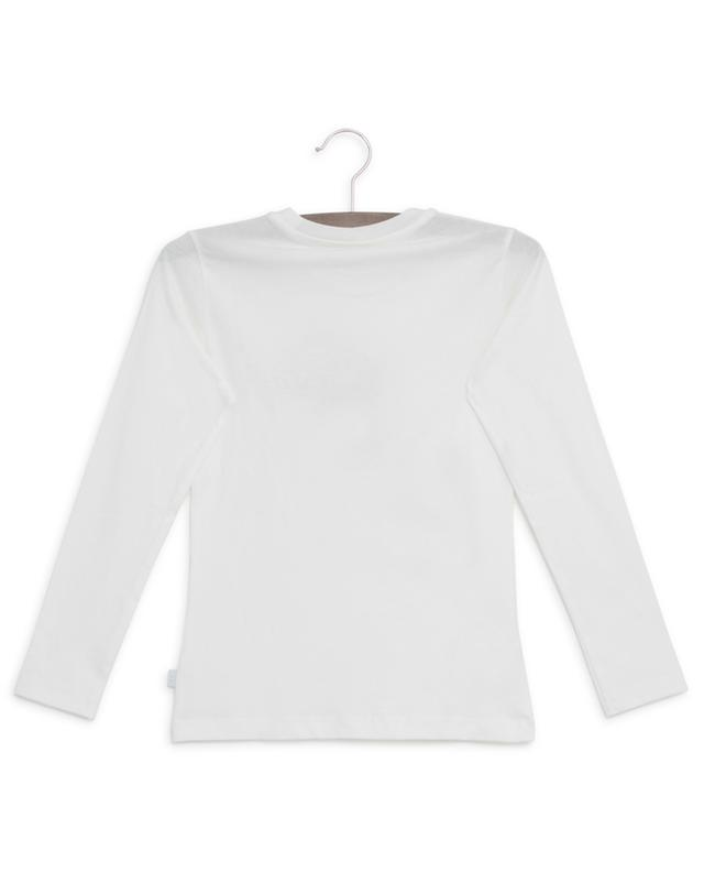 Long-sleeved cotton T-shirt IL GUFO