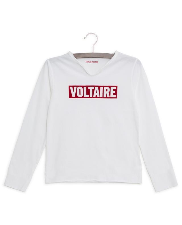 Boxer logo print T-shirt ZADIG & VOLTAIRE