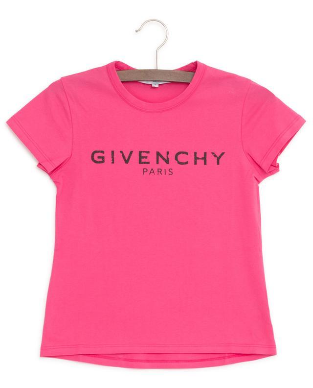 Vintage Logo short-sleeved T-shirt GIVENCHY