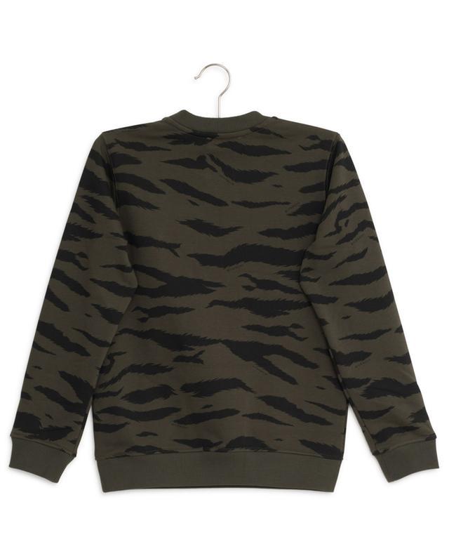 Sweat-shirt tigré brodé 4G GIVENCHY