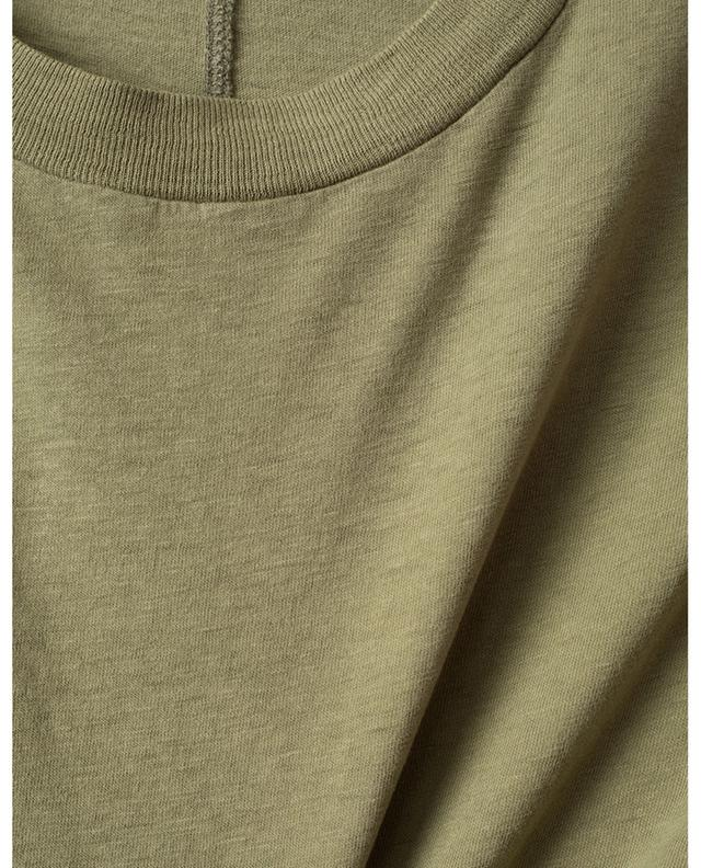 T-shirt ajusté à manches longues et col rond Gamipy AMERICAN VINTAGE