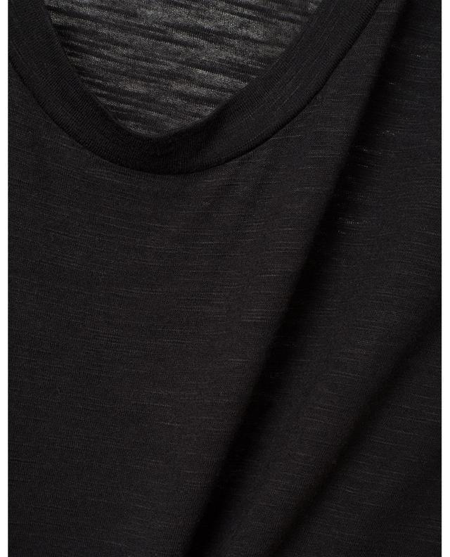 T-shirt à manches longues col U Jacksonville AMERICAN VINTAGE