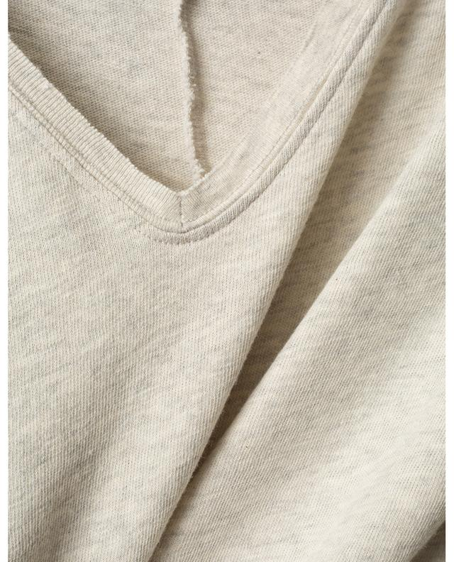 Sonoma cotton short-sleeved T-shirt AMERICAN VINTAGE