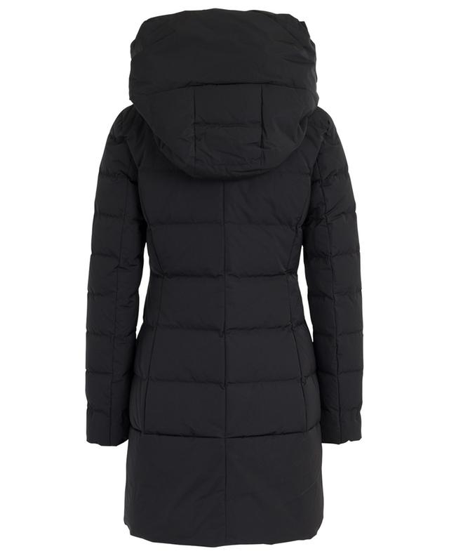 W's Puffy Prescott quilted parka with hood WOOLRICH