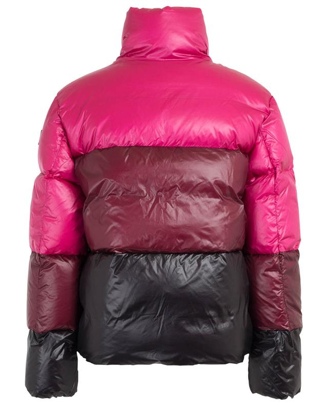 Packable Birch tricoloured down jacket WOOLRICH