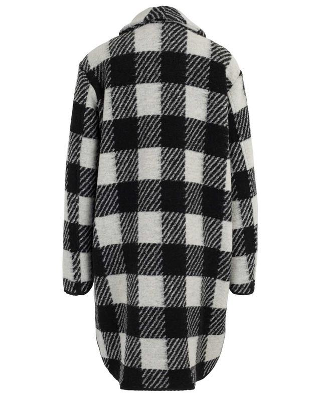Manteau décontracté à carreaux W's Gentry Coat WOOLRICH