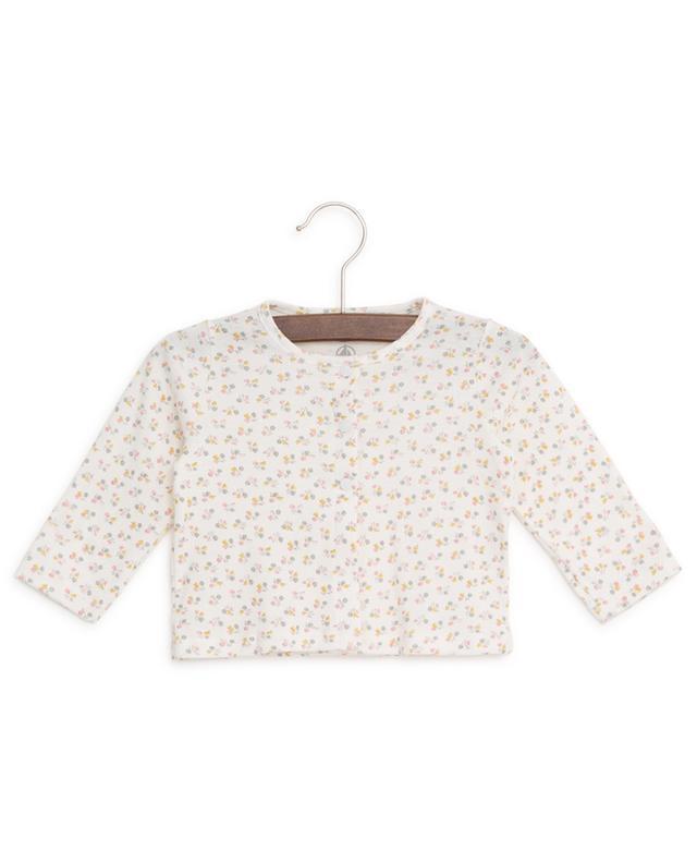 Floral cotton set PETIT BATEAU