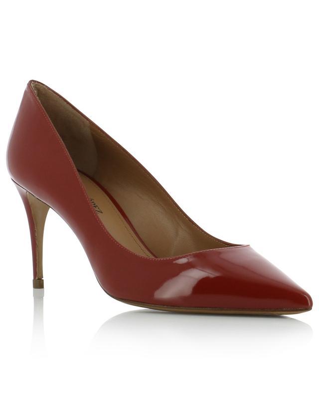 Oana pointy toe patent leather pumps PURA LOPEZ
