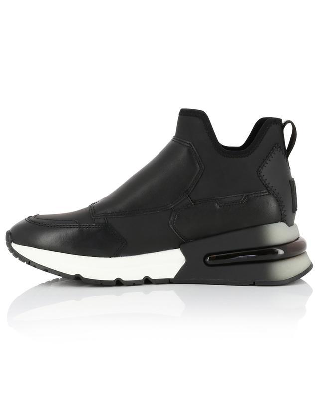 Krystal leather slip-on sneakers ASH