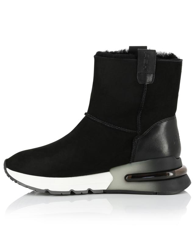Kyoto shearling ankle boots ASH