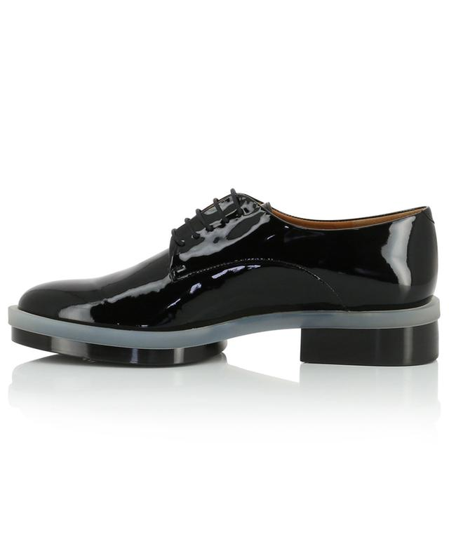 Roma patent leather derby shoes CLERGERIE