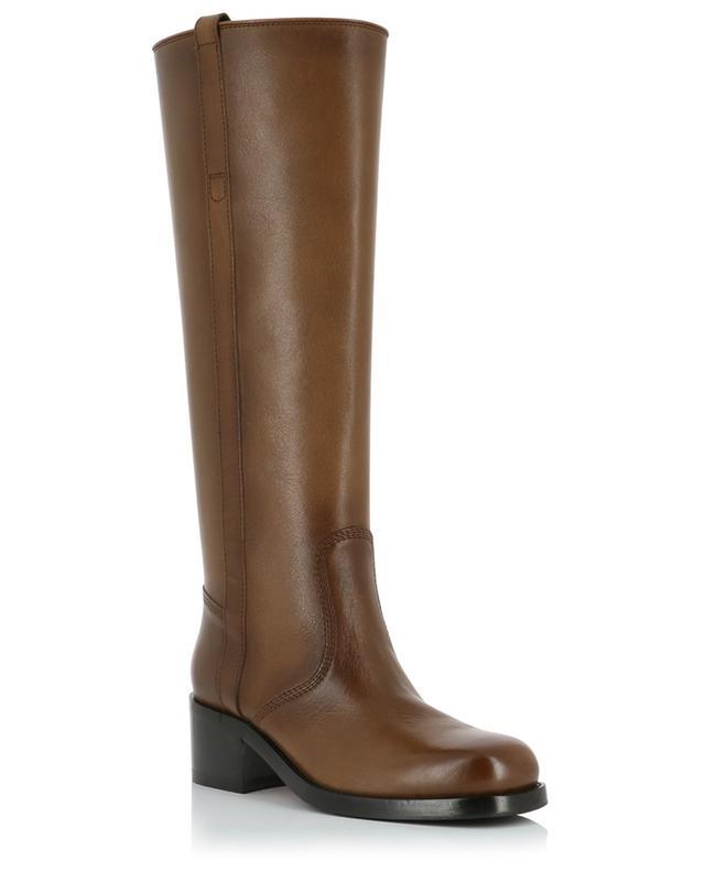 Leather boots SANTONI